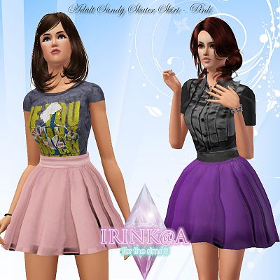 Sims 3 skirt, bottom, clothes