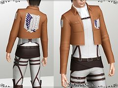 Sims 3 cloth, clothing, outfit, uniform