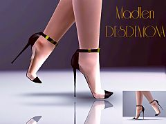 Sims 3 shoes, high heels, sandals, fashion, female