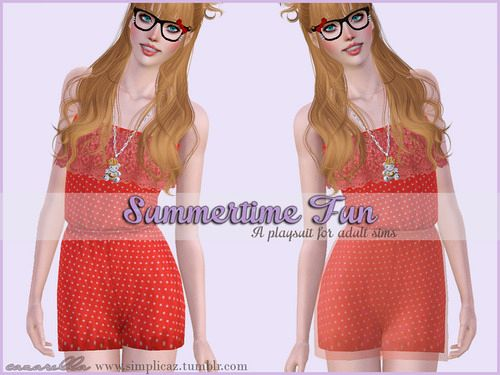 Sims 3 suit, outfit, clothes