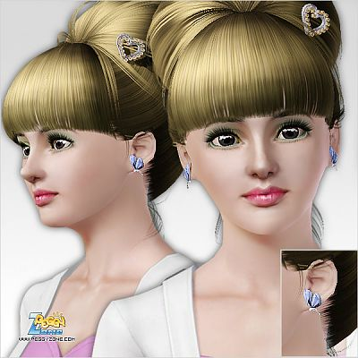 Sims 3 butterfly, earrings, jewelry