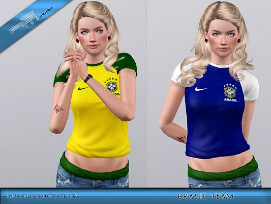 Sims 3 outfit, clothing, female, fashion, top, tee, sims3