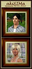 Sims 3 female, male, sims
