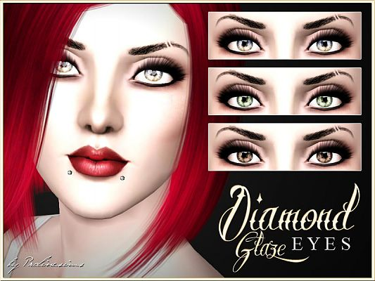 Sims 3 eyeshadow, makeup, female, costume makeup, sims3