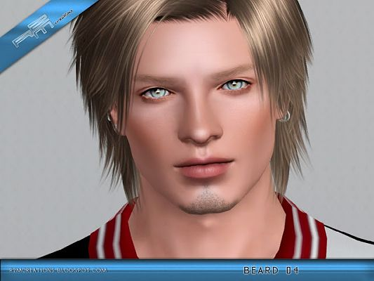 Sims 3 beard, hair, genetics