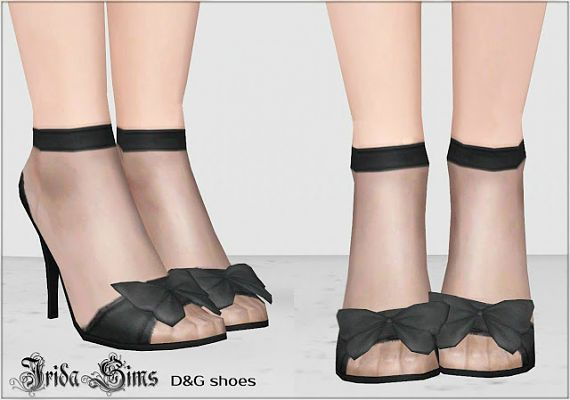 Sims 3 sandals, shoes, foorwear