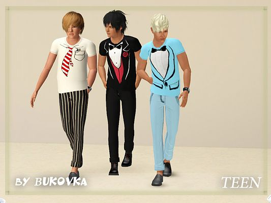 Sims 3 male, outfit,  clothing, shirt, sims3