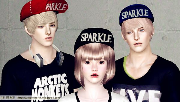 Sims 3 hat, cap, accessories, sims3