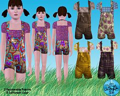Sims 3 outfit, jeans, child, fashion