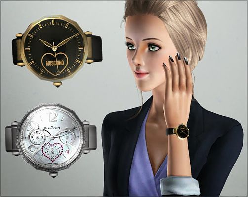 Sims 3 watch, accessory