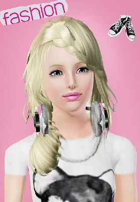 Sims 3 sims, female, teen