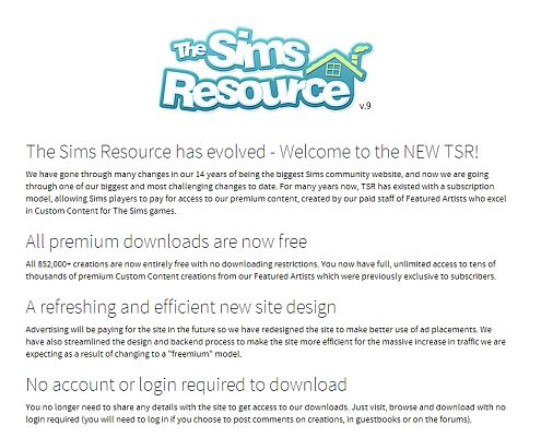Sims 3 TSR, the sims resource, free, download, subscriber