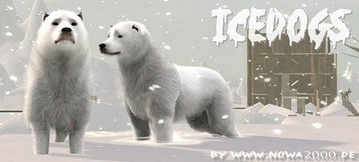 Sims 3 dog,ice, pet