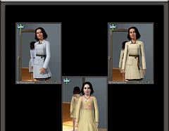 Sims 3 clothing, fashion