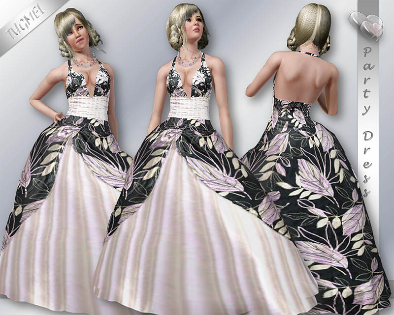 Sims 3 Updates Downloads Fashion Formal Page 16