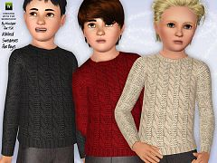 Sims 3 top, clothes, fashion, boys