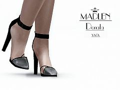 Sims 3 shoes, high heels, female, pumps, sims3