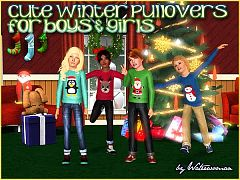 Sims 3 kids, clothing, sims3