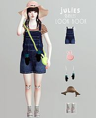 Sims 3 outfit, clothing, fashion, accessories, female, sims3
