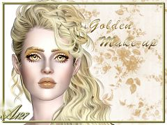 Sims 3 eyeliner, eyeshadow, makeup, fashion, female, sims3