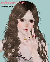 Sims 3 jewelry, ring, accessory, stckings