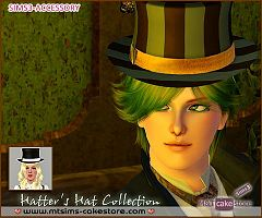 Sims 3 accessories, hat