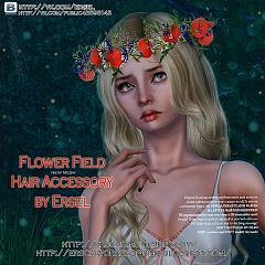 Sims 3 accessories, headwear, hair, fashion, female, sims3