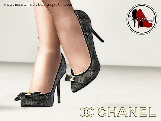 Sims 3 shoes, high heels, female, pumps, sims, female, sims3
