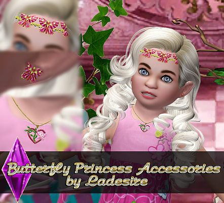 Sims 3 earrings, jewelry, accessories, fashion, toddler, sims3