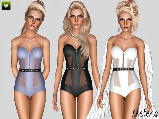 Sims 3 swim, swimwear, fashion, clothing, sims3