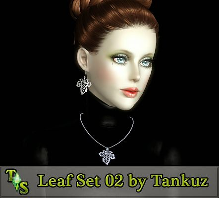 Sims 3 earrings, jewelry, necklace, accessories, fashion, female, sims3