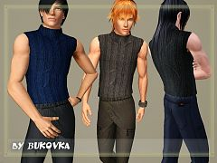 Sims 3 male, outfit, clothing, t-shirt, jeans, sims3