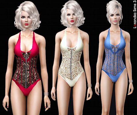 Sims 3 cloth, clothing, outfit, lingerie