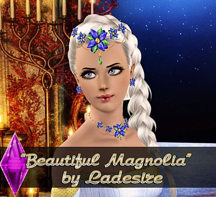 Sims 3 hairband, headwear, jewelry, earrings, accessories
