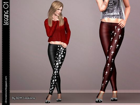Sims 3 stockings, aceesory, leggings