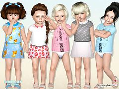 Sims 3 outffit, clothing
