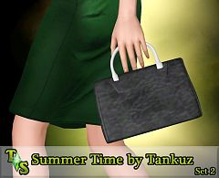 Sims 3 bag, accessory