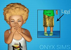 Sims 3 male, outfit, clothing, shorts, sims3