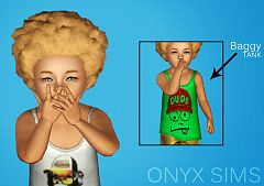Sims 3 male, outfit, clothing, t-shirt, sims3