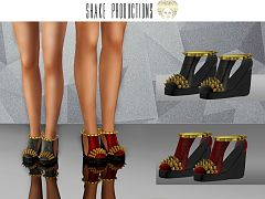 Sims 3 shoes, high heels, fashion, female, pumps, sims3