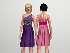 Sims 3 clothing, fashion, dress