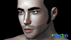 Sims 3 brows, eyebrows