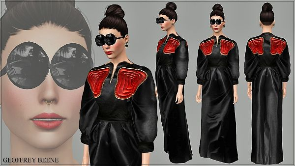 Sims 3 outfit, clothing, fashion, female, earrings, jewelry, sims3