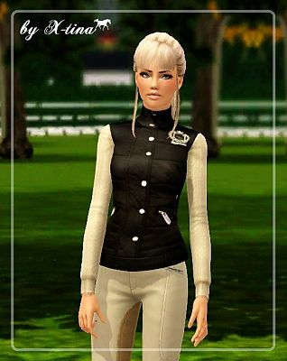 Sims 3 sweater, clothing, fashion, female, sims3