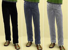 Sims 3 top, clothes, fashion, males, jeans