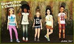 Sims 3 top, clothes, fashion