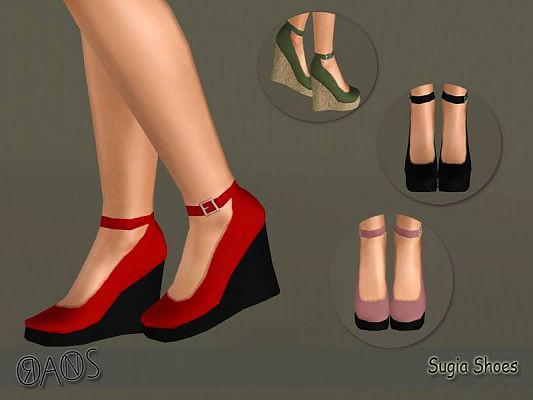 Sims 3 pumps, shoes, high heels, female, sims3