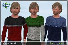 Sims 3 sweater, top