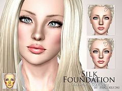 Sims 3 blush, makeup, fashion, sims3