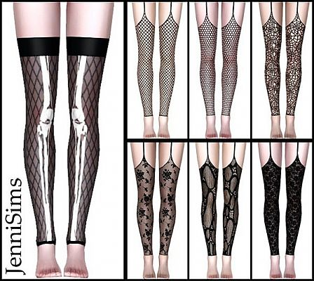 Sims 3 stockings
